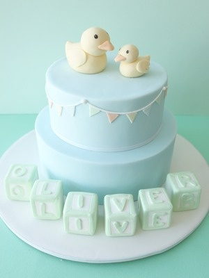 Sharon Wee Creations - Gallery - Christening Cakes