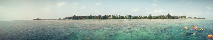 Tidung Island, Indonesia
