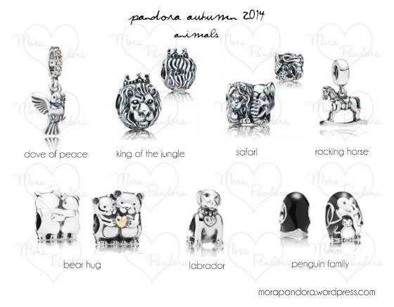 Pandora Autumn 2014 - Love Bear Hug!!!! and of course the penguin- Dusty :)