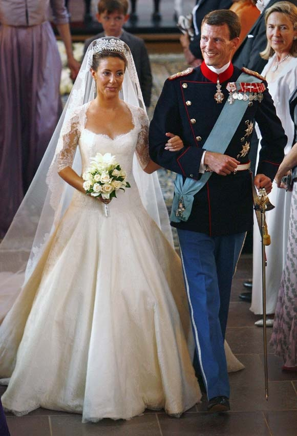 53 best Royal wedding gowns, Denmark images on Pinterest | Royal ...
