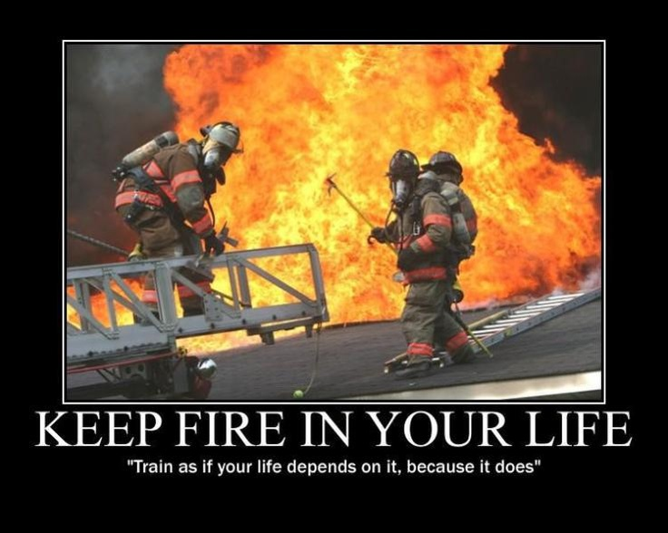 why do you want to be a firefighter