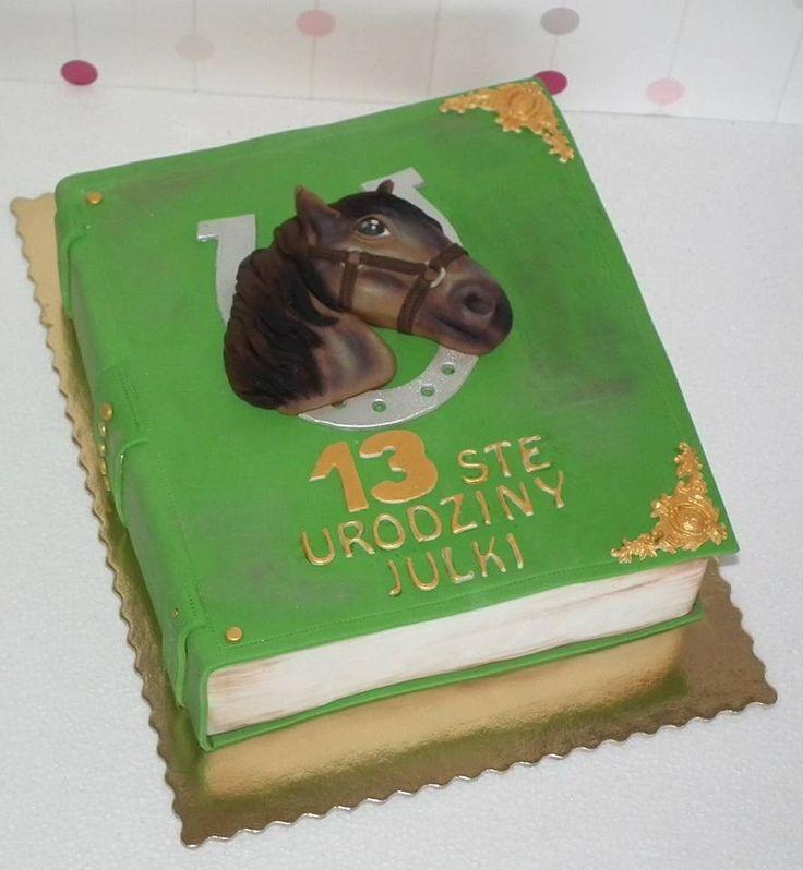 Tort z koniem/ Horse cake