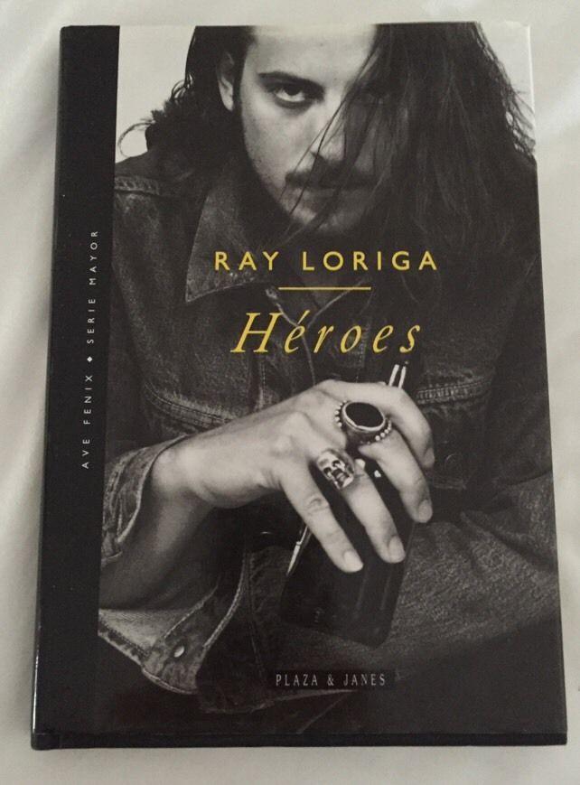 Heroes by Ray Loriga in Spanish Printed in Barcelona New Unopened HCDJ   eBay