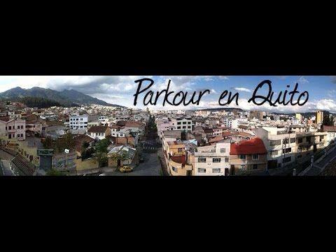 PARKOUR EN QUITO - Parque Jose Matovelle - YouTube