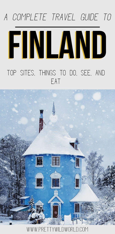 ¿Interesado en visitar los países nórdicos? Aquí hay una extensa guía de viajes de Finlandia con …