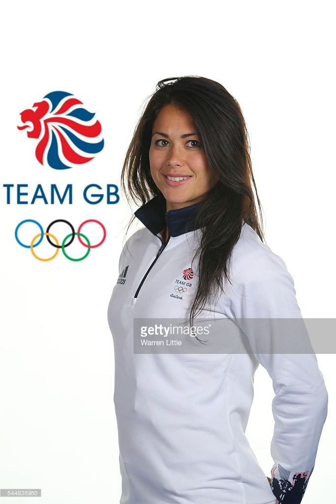 A portrait of Sam Quek a member of the Great Britain Olympic team during the Team GB Kitting Out ahead of Rio 2016 Olympic Games on June 30, 2016 in Birmingham, England.