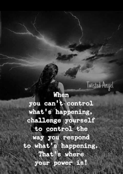 Respond correctly