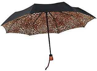 Adrienne Landau Animal Compact Double Canopy Small Umbrella