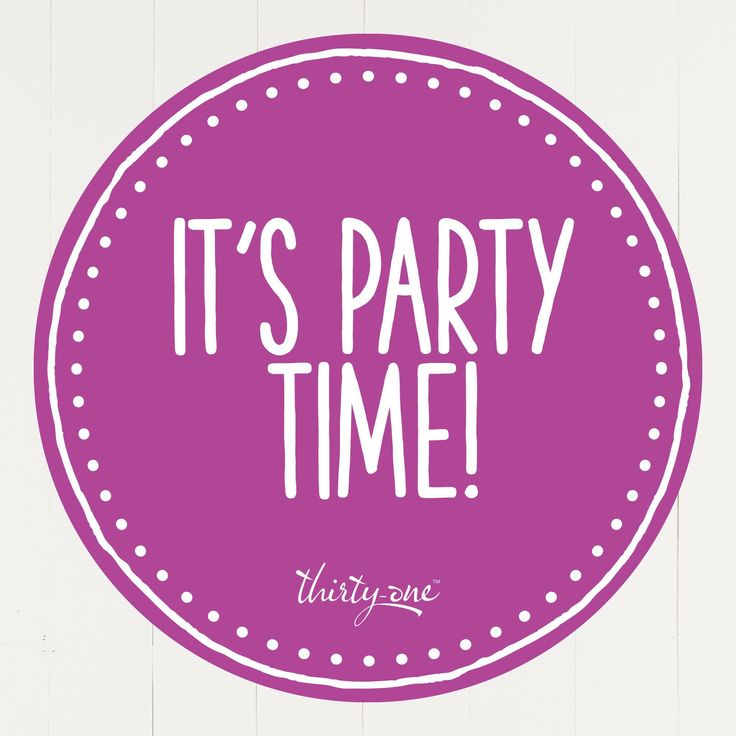 Thirty-One Party Time #lifeofathirtyoneconsultant #thirtyone #joinme #party #31allin #facebookparty