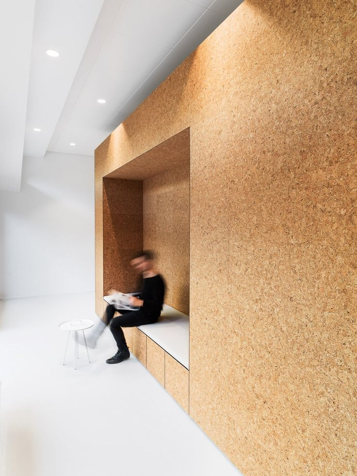 Heart Treatment Clinic In Zurich By Dost Architects