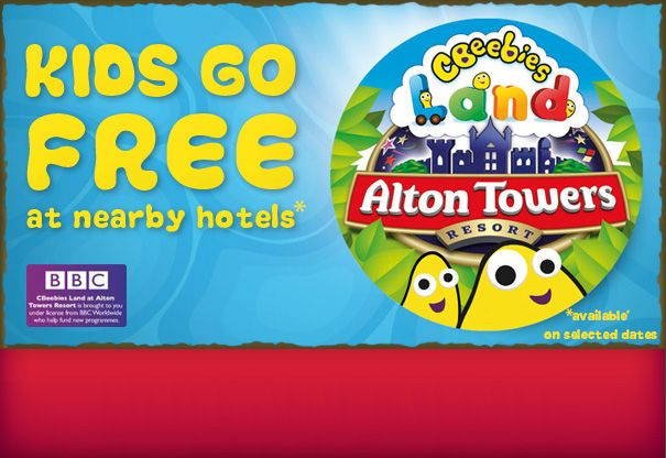 Kids Go FREE on selected dates