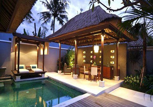 Spectacular Bali Vacation Package!  For $2,499 USD per person (based on double occupancy), you will receive roundtrip airfare, airport transportation in Bali, 7 nights accommodation in a luxurious Balinese-style villa with a private pool on one of the best beaches in Bali, full breakfast each morning, and a full-day excursion with a private car & driver.