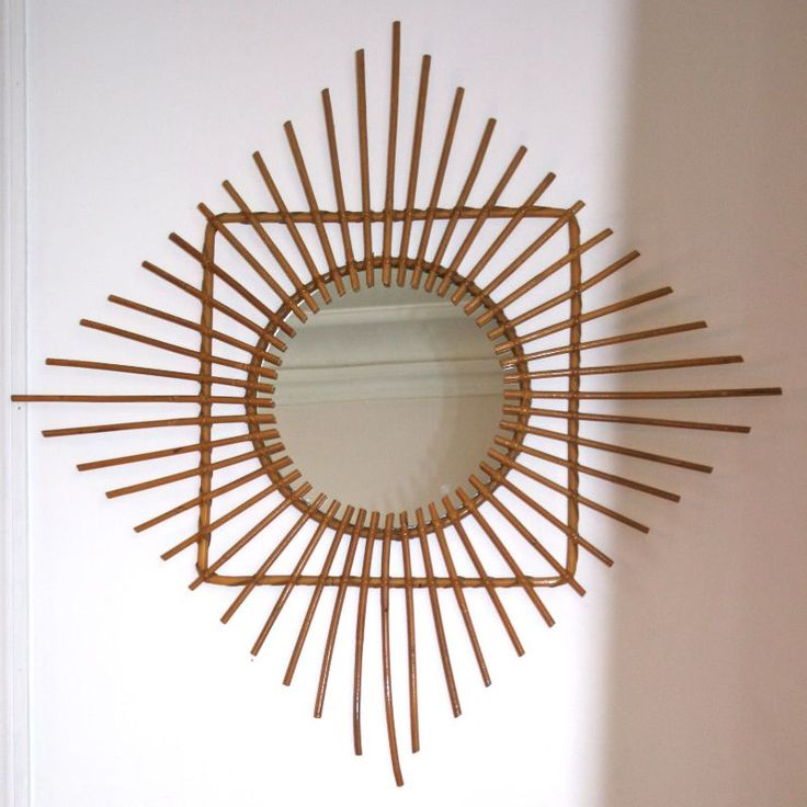 1000 ideas about miroir en rotin on pinterest rattan