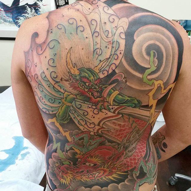 WAHOK.COM; Update 13 Gambar Dragon Tattoo Terbaru Untuk Inspirasi Tato Tubuh