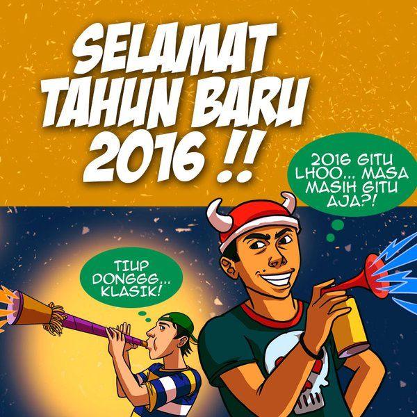 Selamat Tahun Baru 2016!!!