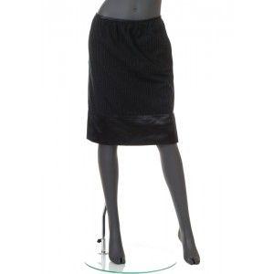Narciso Rodriguez - graphite skirt