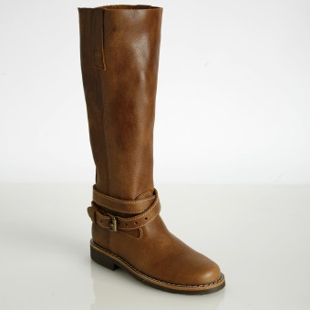 Western Leather Riding Boot. I want you!