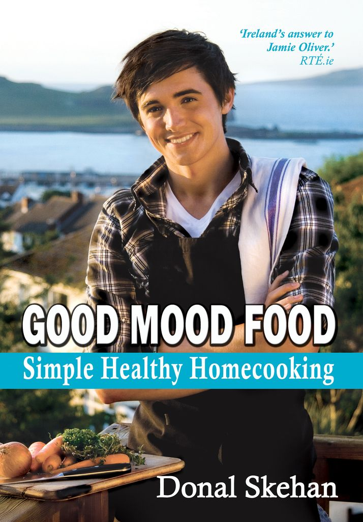 Donal Skehan. Inspirational, healthy recipes