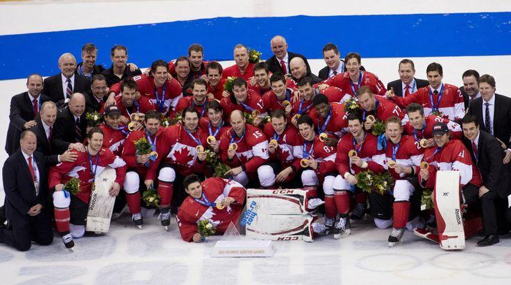 JO Sotchi - 23 février 2014 - Le Canada décroche l'or : Équipe Canada blanchit la Suède 3-0 et conserve son titre olympique. - Les deux grands meneurs de jeu du Canada, Jonathan Toews et Sidney Crosby, ne pouvaient choisir de meilleur moment pour réussir leur premier but du tournoi olympique de hockey.