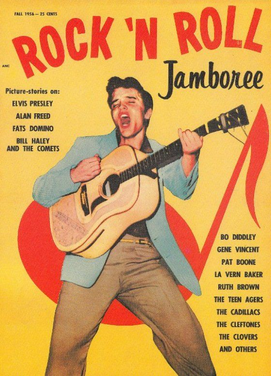 Rock 'N Roll Jamboree:  Elvis, Alan Freed, Fats Domino & Bill Haley and the Comets ...