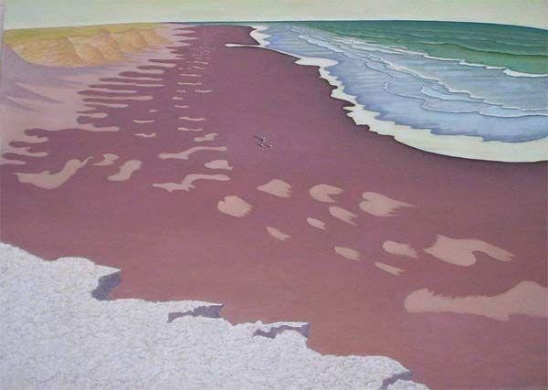 A principios de febrero y tras la usurpación de su casa-taller, la obra del pintor argentino Adrián Burman fue arrojada a 3 volquetes. No se sabe nada de ella.