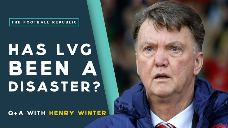 Has LVG been a DISASTER at Man Utd? | The Times' Henry Winter Q+A - http://tickets.fifanz2015.com/has-lvg-been-a-disaster-at-man-utd-the-times-henry-winter-qa/ #Football
