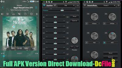Download jetAudio latest Android APK