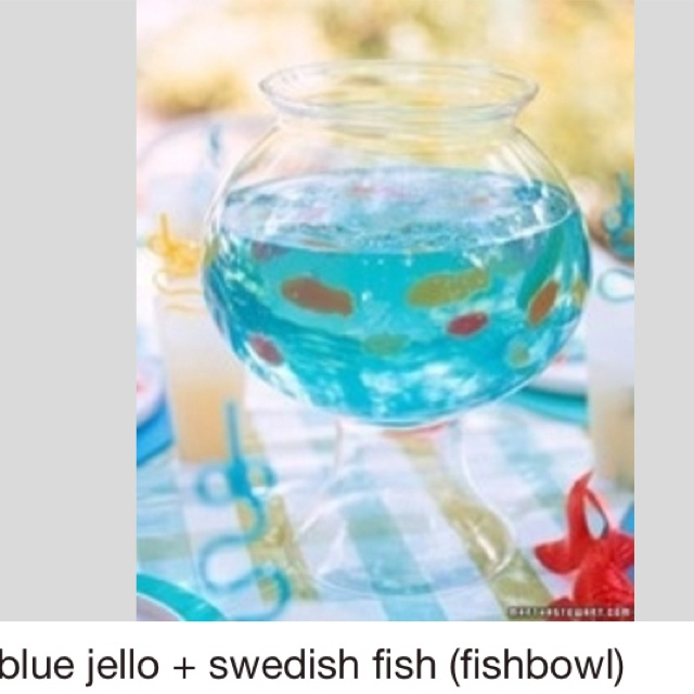 19 best images about swedish fish drink on pinterest for Swedish fish shot
