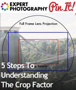 5 Steps To Understanding The Crop Factor