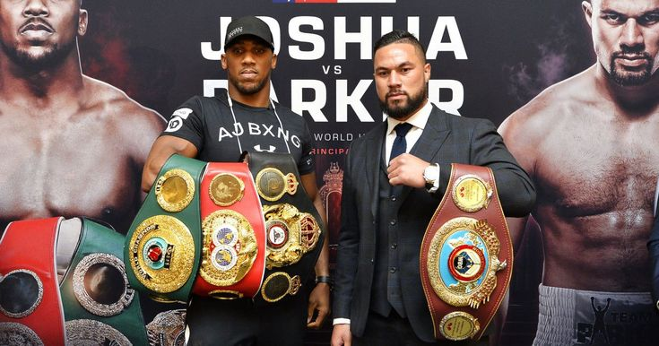 When and where to get Anthony Joshua vs Joseph Parker tickets as they go on sale today #Boxing #AnthonyJoshua #allthebelts #boxing