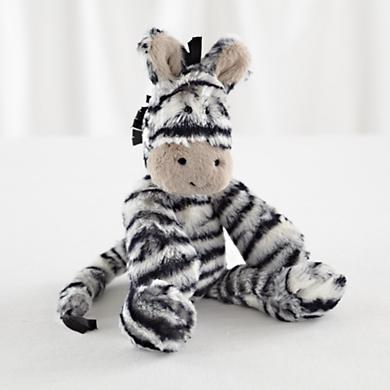 Kids' Stuffed Animals: Kids Soft & Plush Zebra in Plush Toys