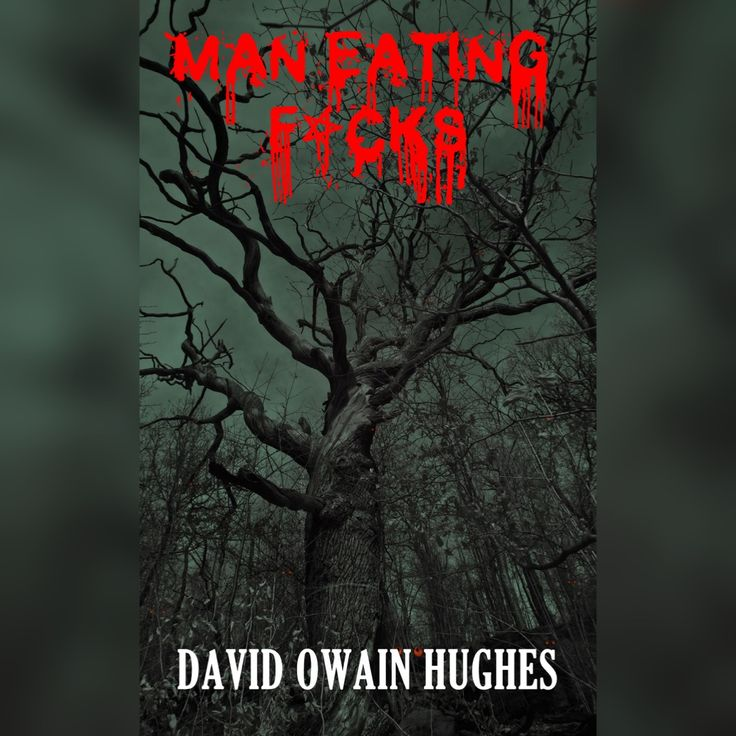 """""""Man Eating F*cks is old school #horror, but with a new, blood-soaked twist! David Owain Hughes effectively creates enjoyable and lethal characters in this tale that is sure to keep you up at night."""" - Ty Schwamberger #dark #twisted #darkfiction #twistedtales"""