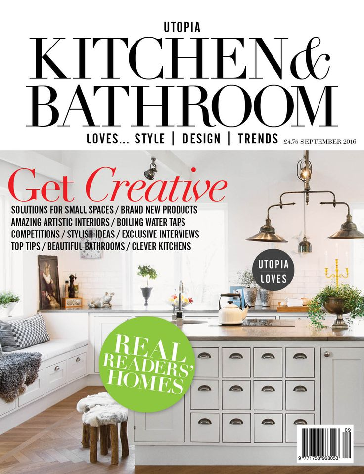September Issue Of Utopia Kitchen Bathroom Magazine Is Now Out Http Www
