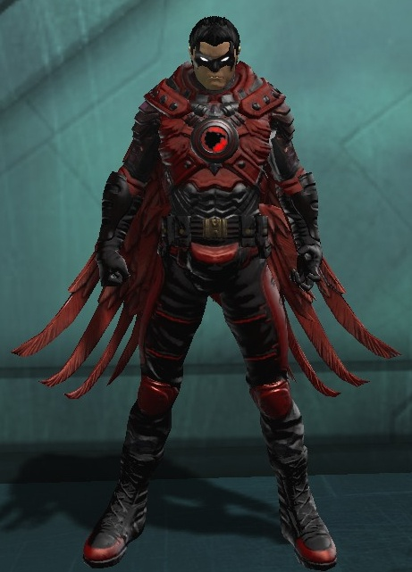 Red Robin DC Universe Online