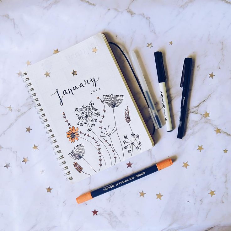 """176 Likes, 4 Comments - RYLIE LANE ✨ (@ryliewatson) on Instagram: """"You asked for it.. JAN BULLET JOURNAL IS NOW LIVE! The link is in my bio ✨ I can not believe we…"""""""