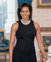 Michelle Obama is the 1st First Lady to tweet. First Lady - Michelle Obama | C-SPAN First Ladies: Influence & Image