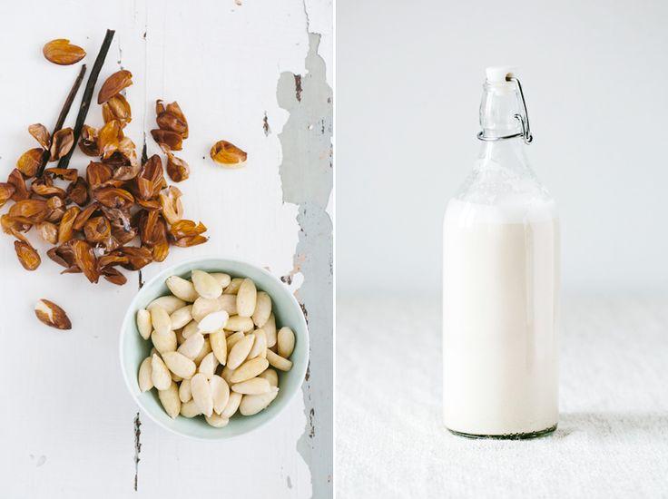 Mandel-Milch • KRAUTKOPF