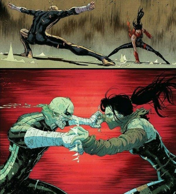 Elektra (Comicfigur)