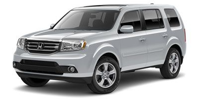 2013 Honda Pilot Best 2013 Mid-Size SUVs With 3rd Row Seating http://blog.iseecars.com/2013/03/14/best-2013-mid-size-suvs-with-3rd-row-seating/
