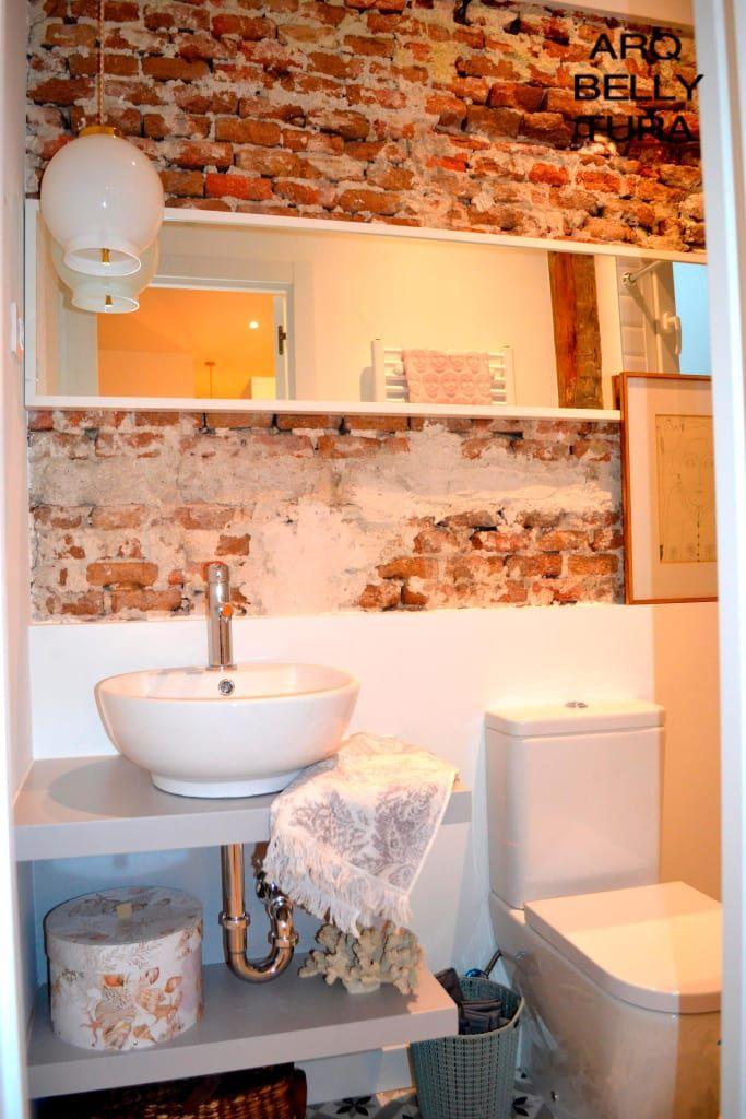 Sfoglia le immagini di Bagno in stile in stile Eclettico di Arqbellytura. Lasciati ispirare dalle nostre immagini per trovare l'idea perfetta per la tua casa.