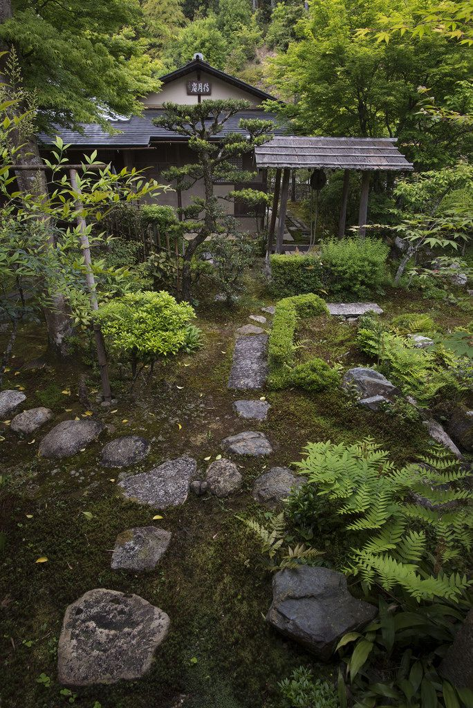 1422 Best Images About Japanese Gardens, Architecture
