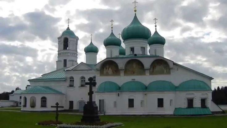 The Holy Trinity Alexander Svirsky Russian Othodox Monastery