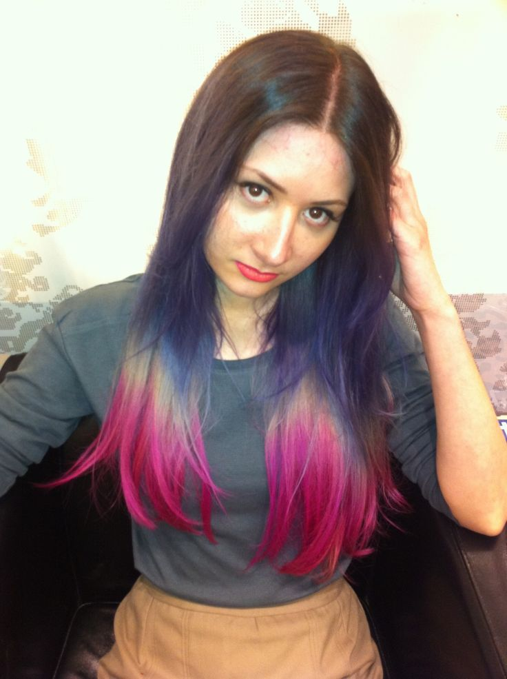 How To Dye Dark Hair Without Bleach Hair Coloring Hair Style And