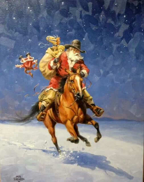Another Christmas Cards Artist Jack Sorenson