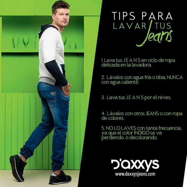 #TipsDaxxys para cuidar y mantener tu ropa como nueva.