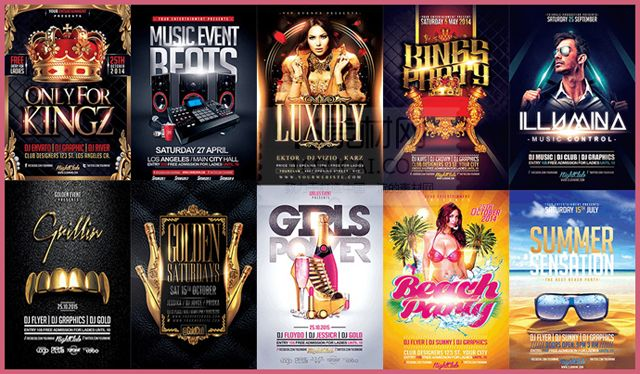 17 best images about flyers templates    plantillas on