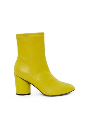 OPENING CEREMONY OPENING CEREMONY DYLAN STRETCH LEATHER BOOT. #openingceremony #shoes #
