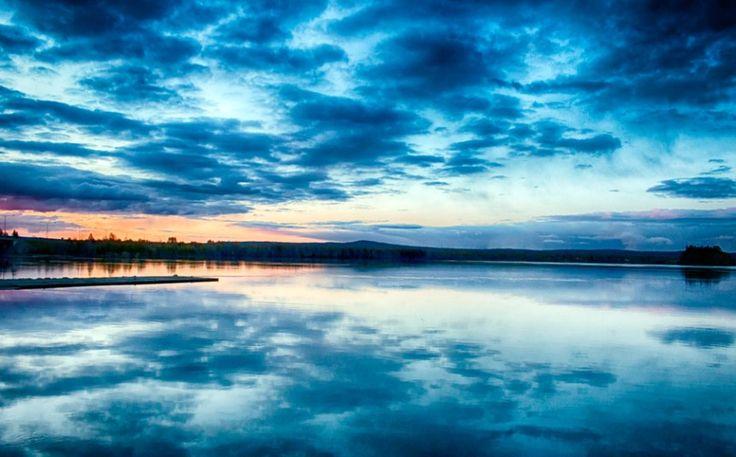 北極圏ならではの白夜を見よう/フィンランド「ロヴァニエミ」