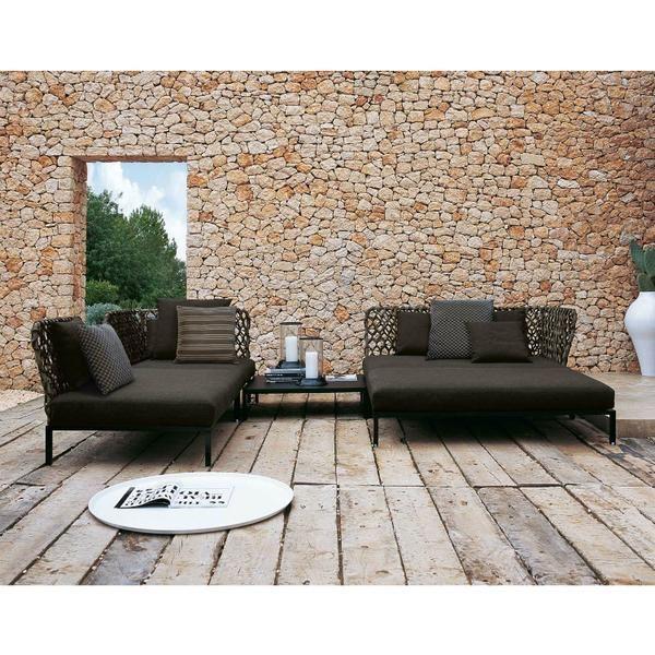 Ravel Outdoor Sofa By B B Italia Outdoor Outdoor Furniture Luxury Furniture Design Italian Furniture
