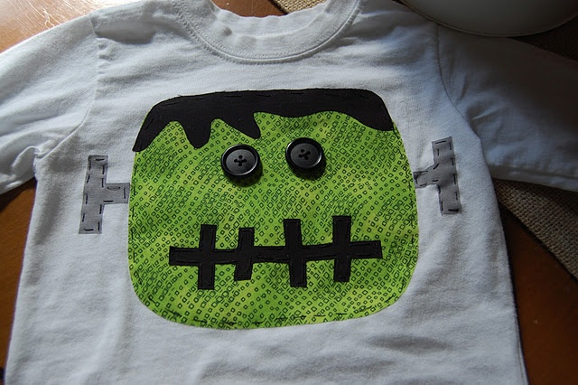 Halloween shirt for Ben